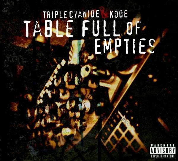 tablefullofempties cover